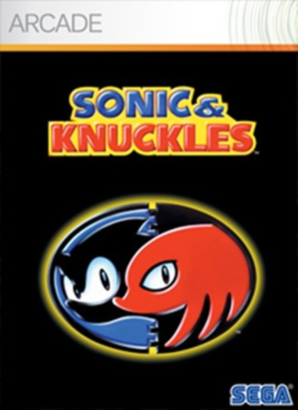 Cover zu Sonic & Knuckles