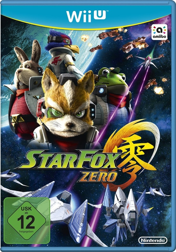 Cover zu Star Fox Zero