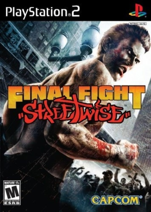 Cover zu Final Fight: Streetwise