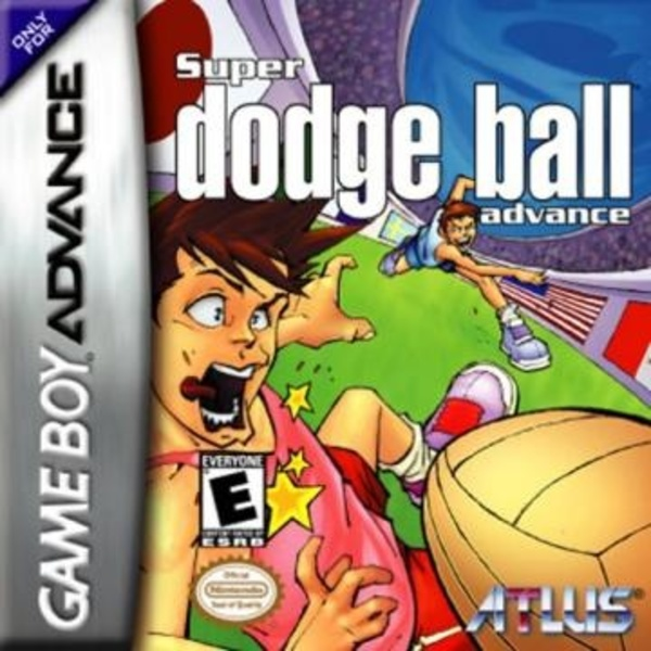 Cover zu Super Dodge Ball Advance