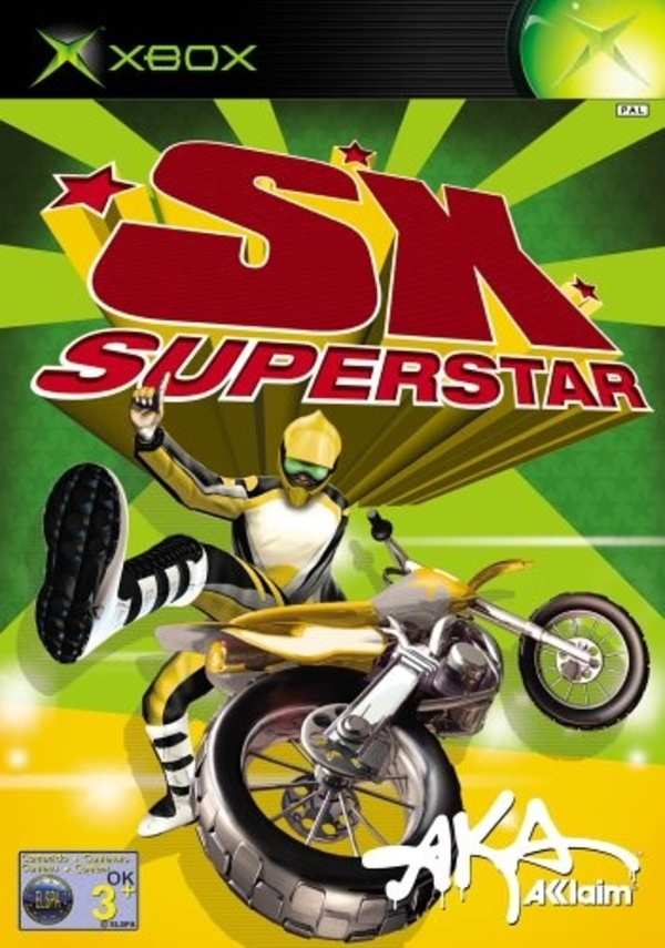 Cover zu SX Superstar