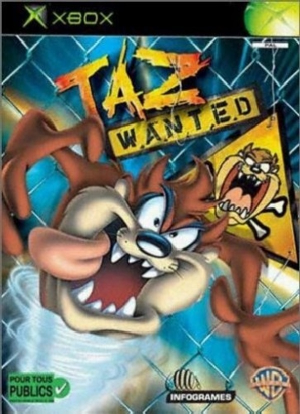 Cover zu Taz Wanted