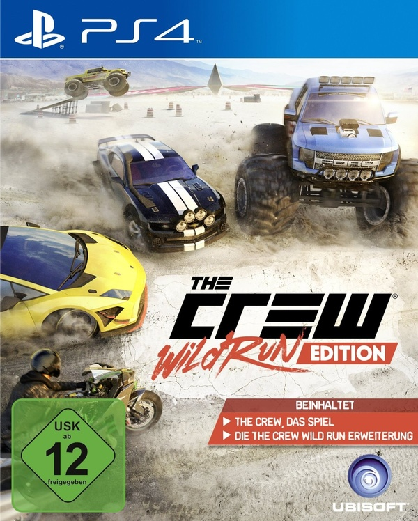 Cover zu The Crew: Wild Run