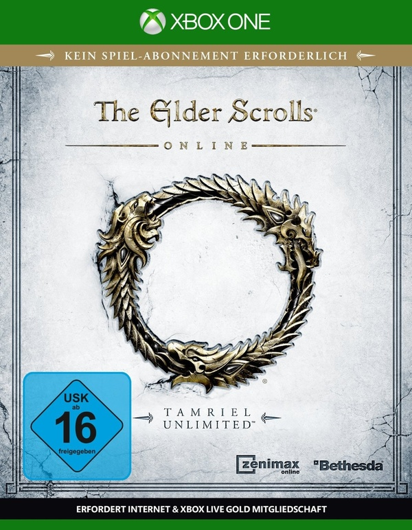 Cover zu The Elder Scrolls Online: One Tamriel