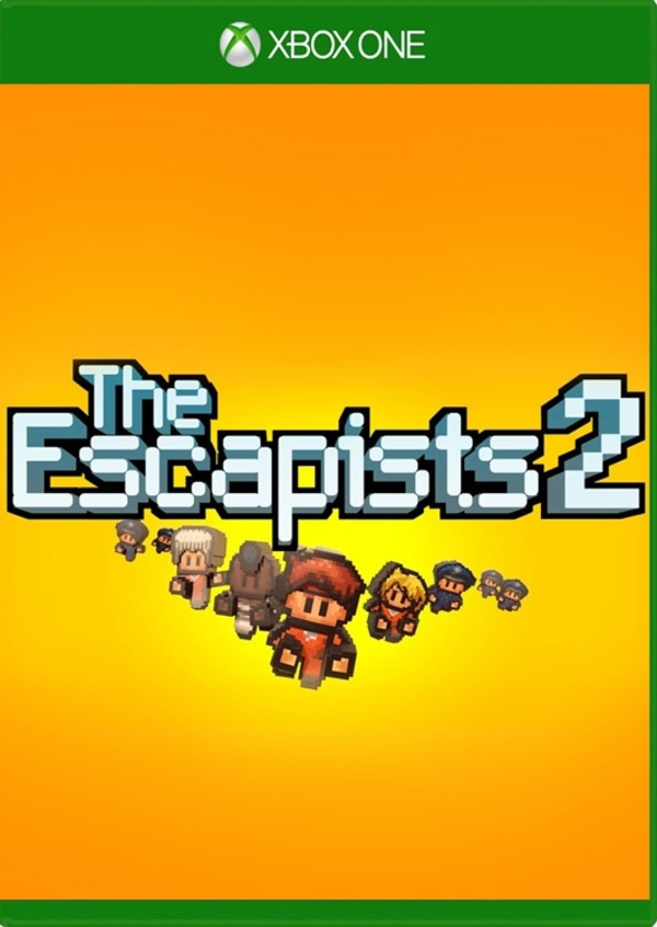 Cover zu The Escapists 2
