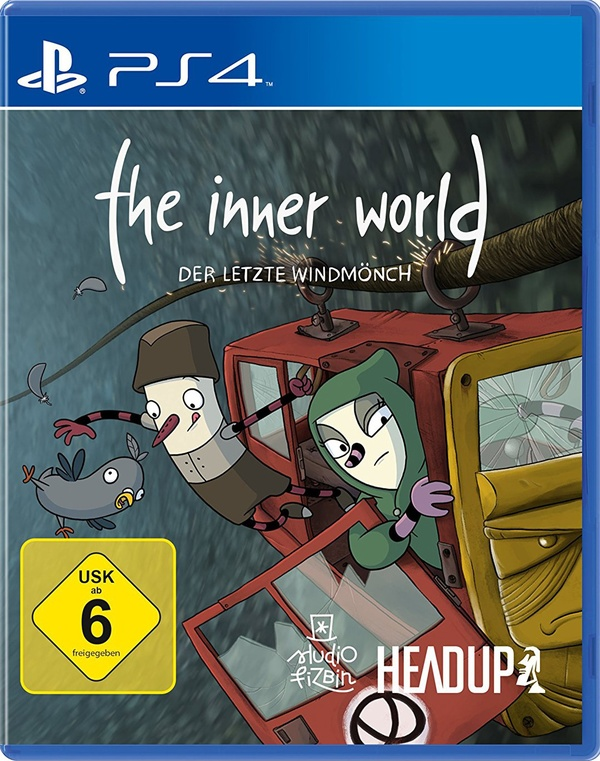 Cover zu The Inner World - Der letzte Windmönch