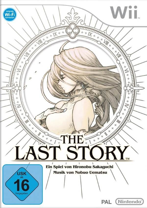 Cover zu The Last Story