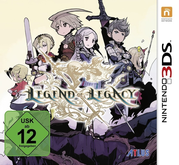 Cover zu The Legend of Legacy