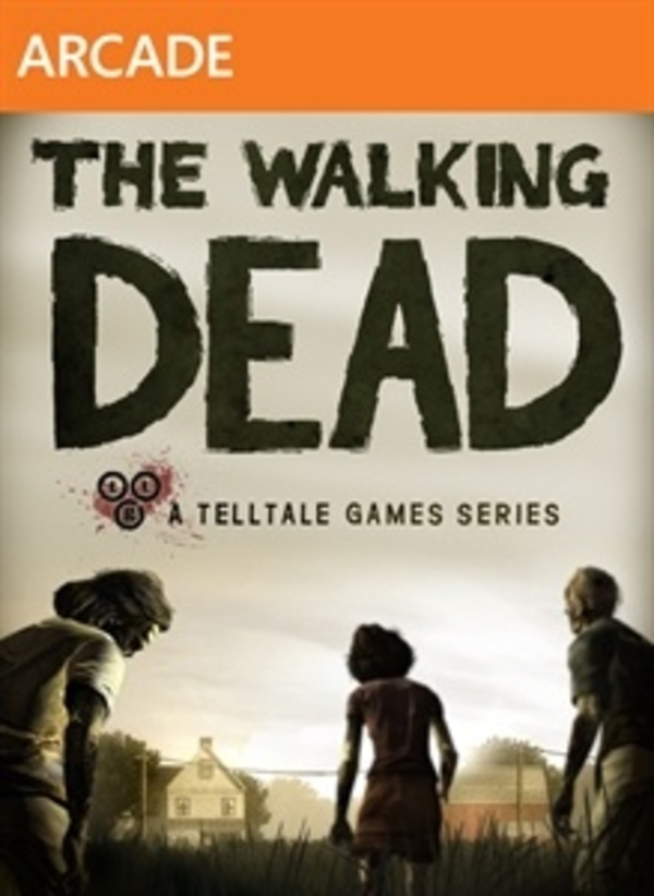 Cover zu The Walking Dead: Episode 1 - A New Day