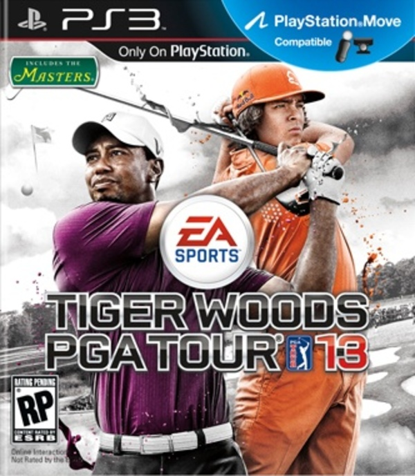 Cover zu Tiger Woods PGA Tour 13