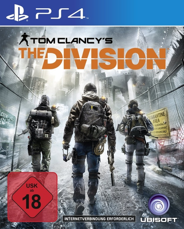 Cover zu Tom Clancy's The Division