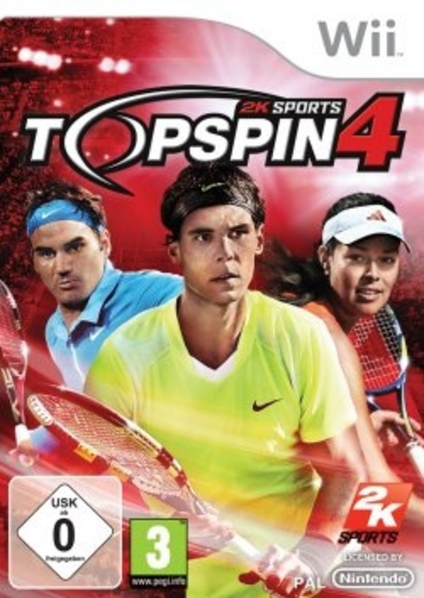 Cover zu Top Spin 4