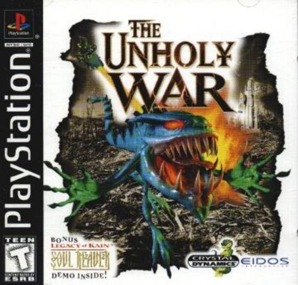 Cover zu Unholy War, The