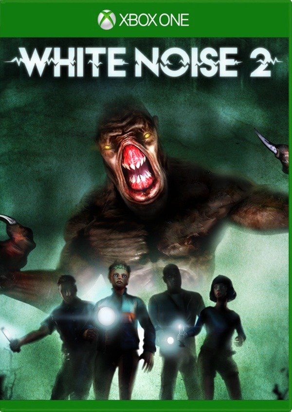 Cover zu White Noise 2
