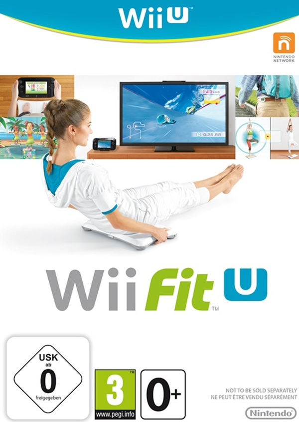 Cover zu Wii Fit U