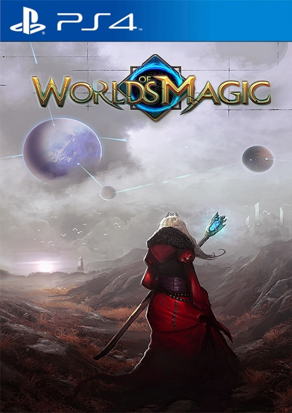 Cover zu Worlds of Magic: Planar Conquest