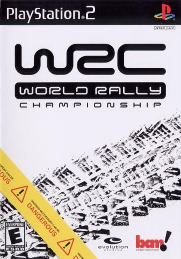 Cover zu WRC: World Rally Championship