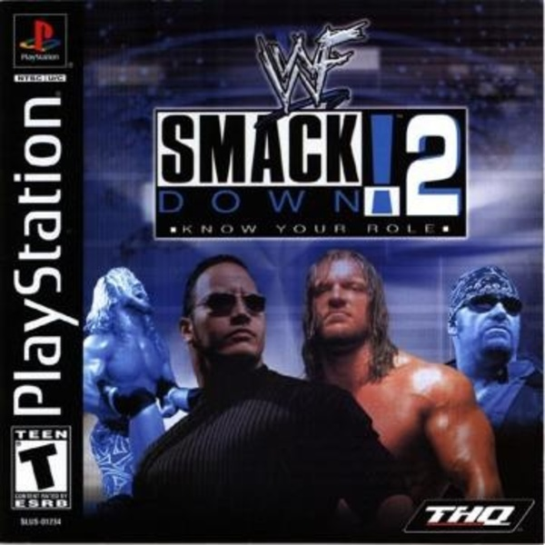 Cover zu WWF Smackdown! 2: Know Your Role
