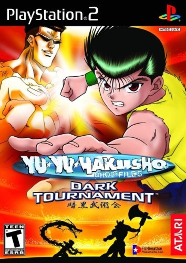 Cover zu Yu Yu Hakusho: Dark Tournament