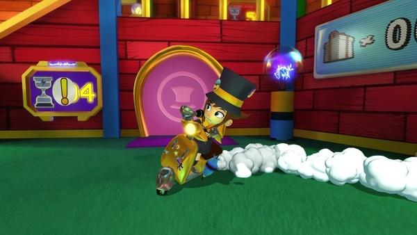 Screenshot zu A Hat in Time (PS4) - Screenshots
