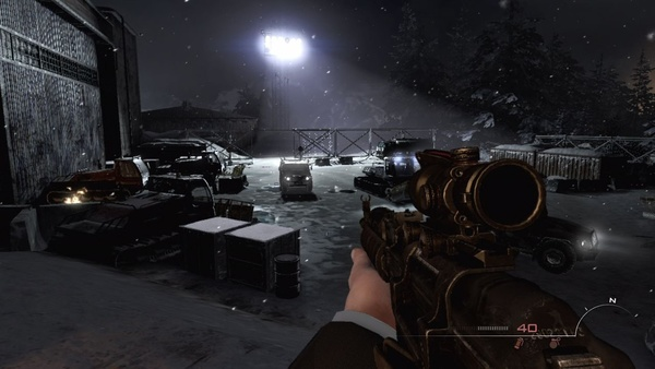 Screenshot zu Call of Duty: Modern Warfare 3 (Xbox 360) - Screenshots