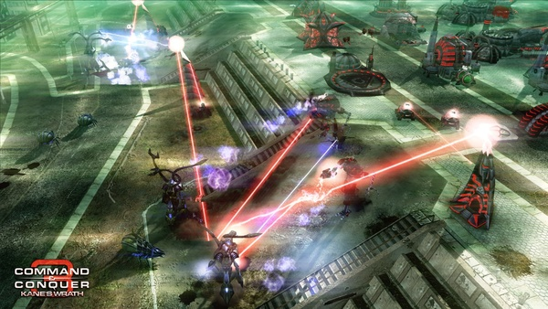Screenshot zu Command & Conquer 3 Kanes Rache 360 (Xbox 360) -