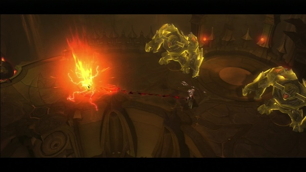 Screenshot zu Diablo 3 (Xbox 360) - Screenshots aus der Konsolenversion