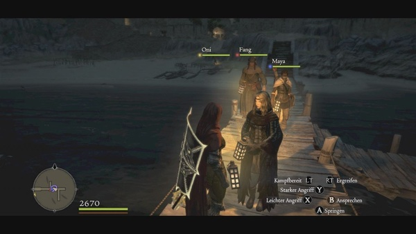 Screenshot zu Dragon's Dogma: Dark Arisen (PS3) - Screenshots