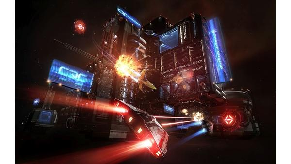 Screenshot zu Elite: Dangerous (Xbox One) - Screenshots der Xbox-One-Version