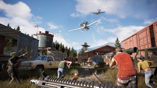 Screenshot zu Far Cry 5 (Xbox One) - Screenshots