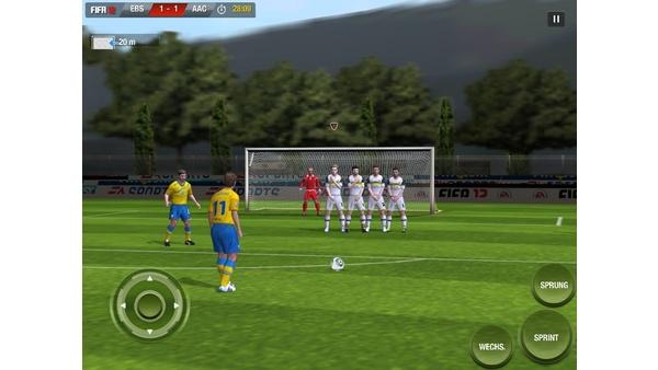 Bild der Galerie Die zehn besten iOS-Spiele 2011 - Screenshots der Spiele