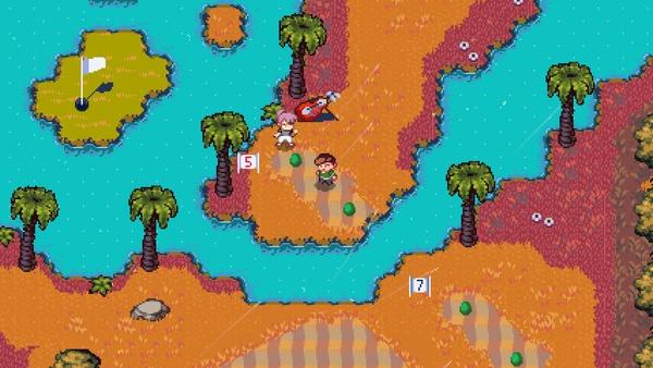 Screenshot zu Golf Story (Nintendo Switch) - Screenshots