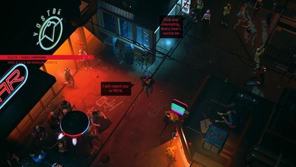 Screenshot zu Ruiner (Xbox One) - Screenshots