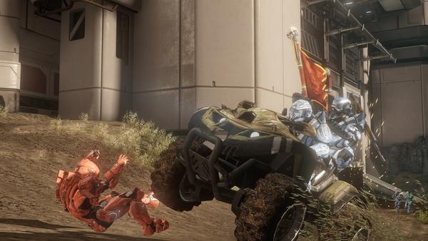 Screenshot zu Halo 4 (Xbox 360) - Screenshots zum »Crimson Map Pack«-DLC
