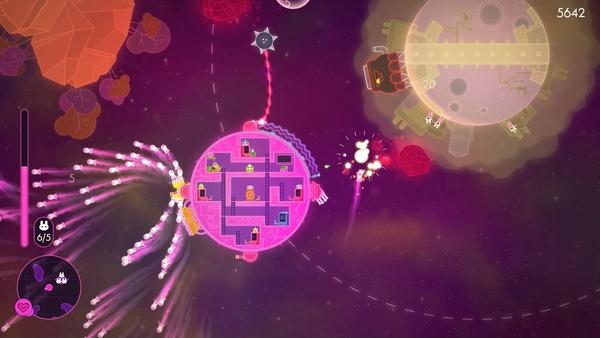 Screenshot zu Lovers in a Dangerous Spacetime (Xbox One) - Screenshots