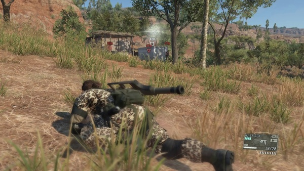 Screenshot zu Metal Gear Solid 5: The Phantom Pain (Xbox One) - Screenshots