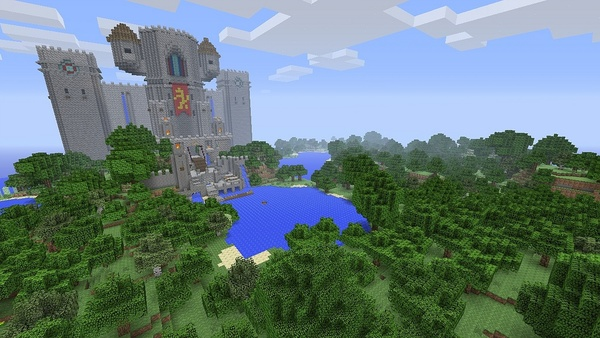 Screenshot zu Minecraft PS3-Edition (PS3) - Screenshots