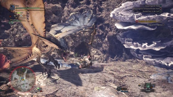 Screenshot zu Monster Hunter World (PS4) - Screenshots