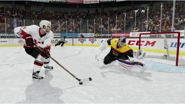 Screenshot zu NHL 17 (PS4) - Screenshots
