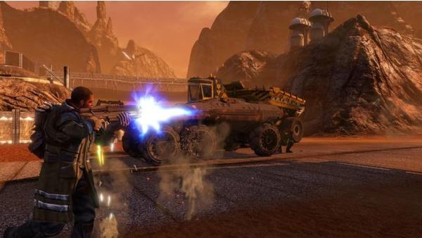 Screenshot zu Red Faction: Guerrilla (PS4) - Erste Screenshots zur Re-Mars-tered Edition