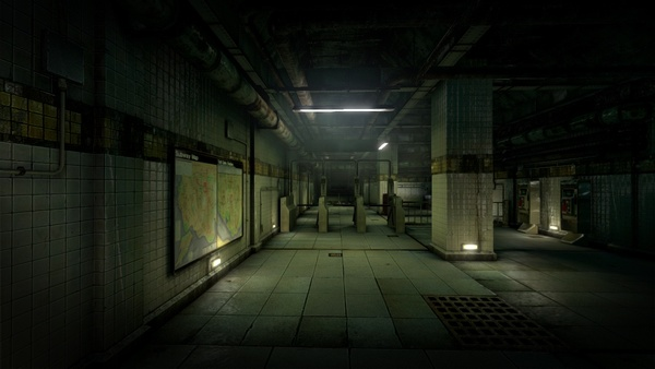 Screenshot zu Resident Evil 6 (PS3) - Bonus-Maps für Vorbesteller