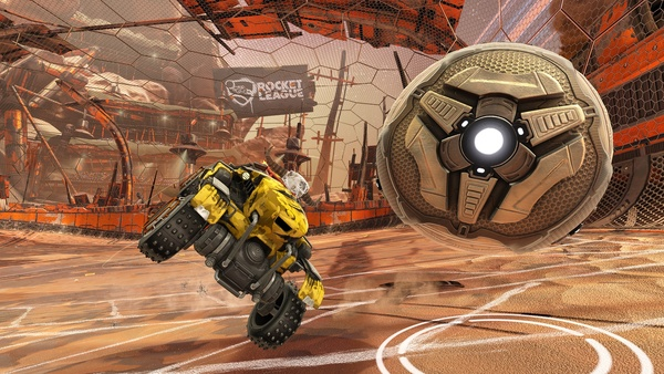 Screenshot zu Rocket League (Nintendo Switch) - Screenshots zum DLC »Chaos Run«