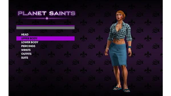 Screenshot zu Saints Row: The Third (PS3) - Screenshots aus der Inititation Station