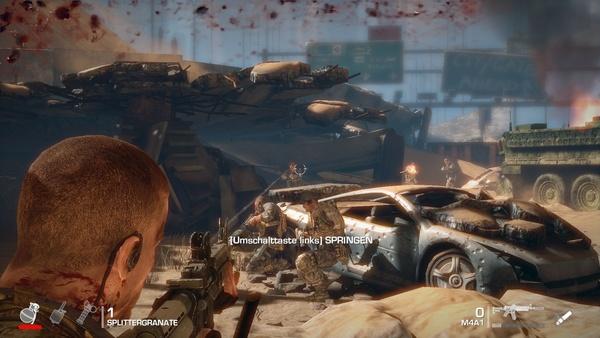 Screenshot zu Spec Ops: The Line (PS3) - Screenshots