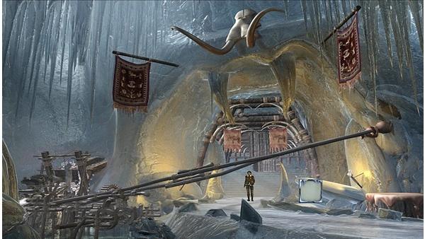 Screenshot zu Syberia 2 (PS2) - Screenshots