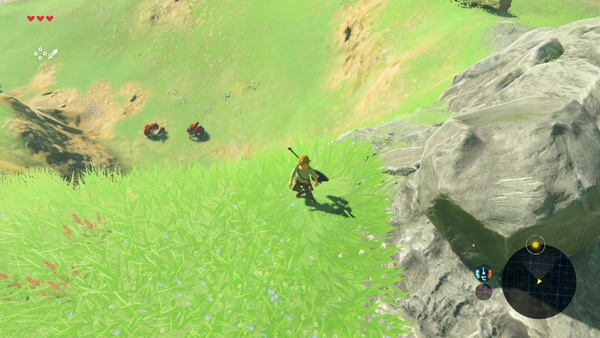 Screenshot zu The Legend of Zelda: Breath of the Wild (Nintendo Switch) - Screenshots