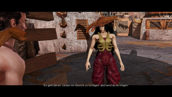 Screenshot zu Zeno Clash 2 (PSN) - Screenshots