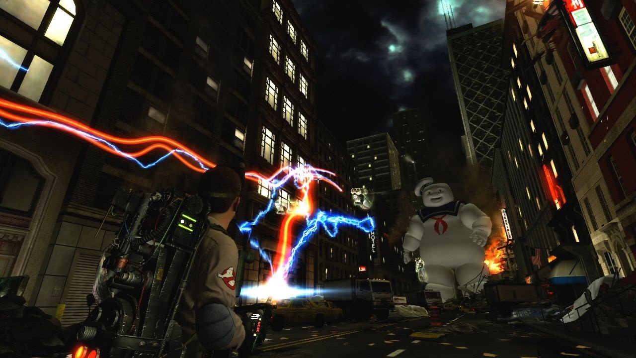 ghostbusters the video game im test review f r xbox 360 gamepro. Black Bedroom Furniture Sets. Home Design Ideas