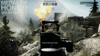 Medal of Honor: Warfighter - Multiplayer-Modus