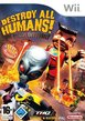 Infos, Test, News, Trailer zu Destroy All Humans! Big Willy: Entfesselt - Wii